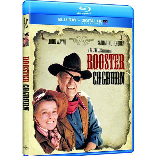 Rooster Cogburn (1975) (Blu-ray   Digital HD) (With INSTAWATCH)