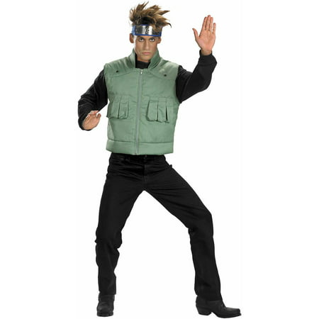 Naruto Custume (Kakashi Deluxe Jacket Child Halloween)