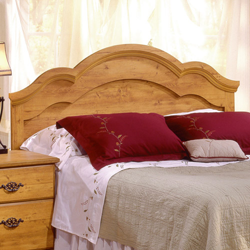 South Shore Prairie Full/Queen Headboard, Pine