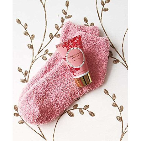 - Cozy Sock and Lotion Gift Box Sets (Pomegranate Vanilla) by GetSet2Save