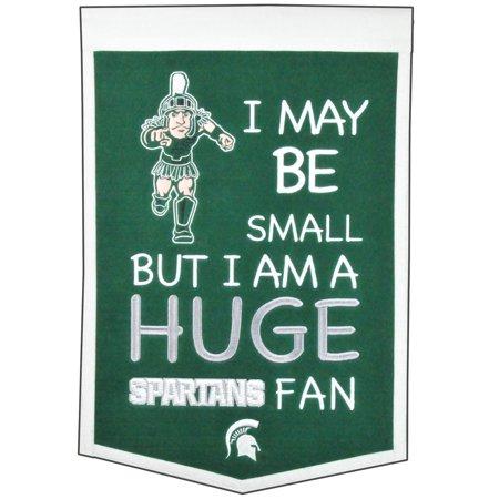 Michigan State Banner - Michigan State Spartans 12