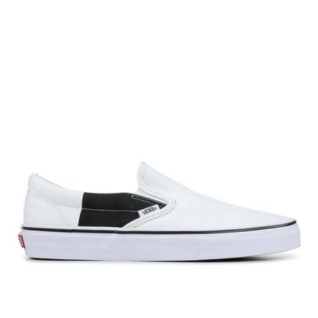 Vans Unisex Mega Checker Slip-on Sneakers