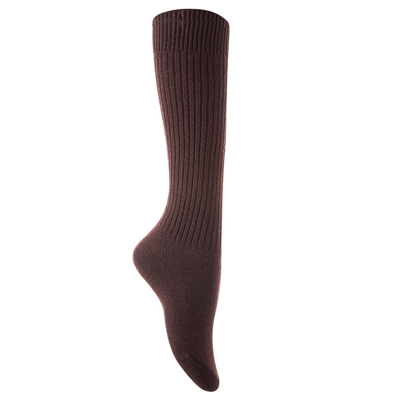 Beige AATMart Big Girls 1 Pair Knee-High Knitted Wool Socks stripped FS05 Size XL