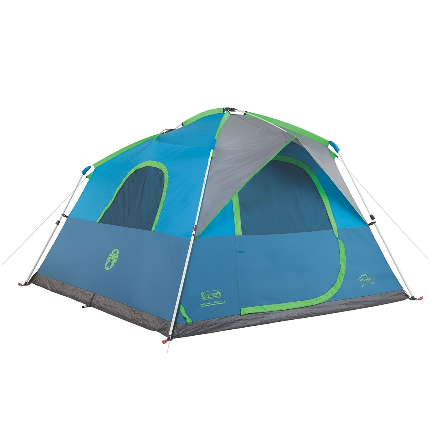 Coleman 6 Person Instant Signal Mountain Tent SKU: 200002...