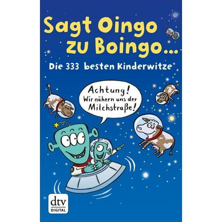 Sagt Oingo zu Boingo - eBook](Oingo Boingo Live Halloween)