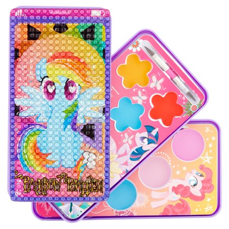 Townley Girl My Little Pony Lip Gloss Compact