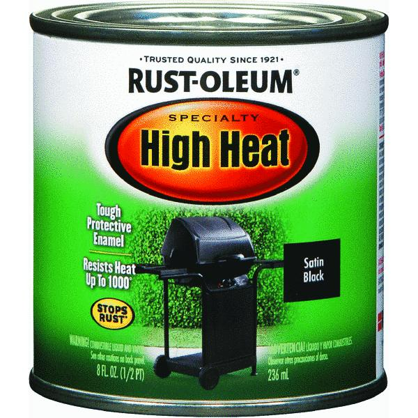 Rust-Oleum High Heat Enamel