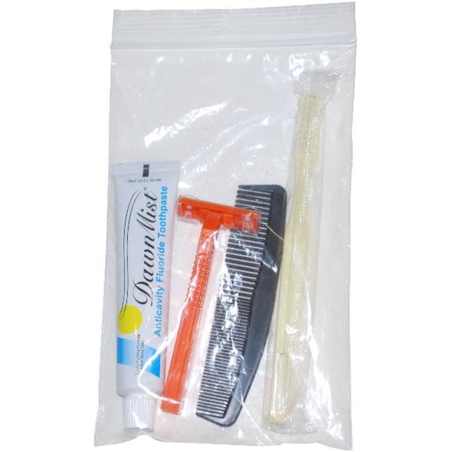 Bulk Buys Toiletries Kit - Case of 100