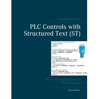 PLC Controls with Structured Text (ST) (Paperback)