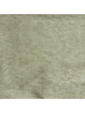 wyoming traders mens jacquard silk wild rag scarf sage green