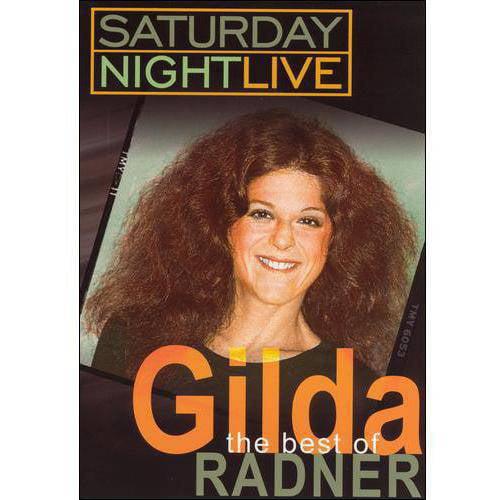 Saturday Night Live Best Gilda Radner [DVD] by LIONS GATE FILMS