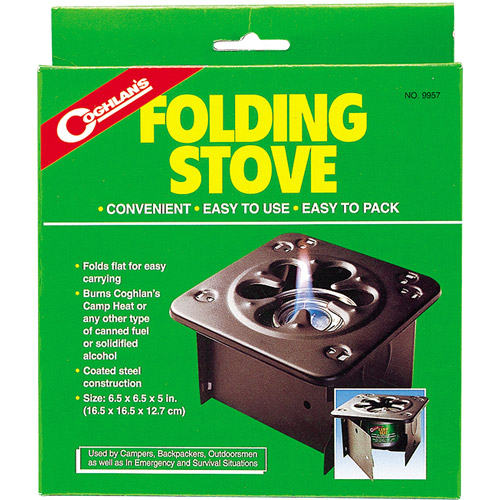 Coghlan's 9957 Folding Stove