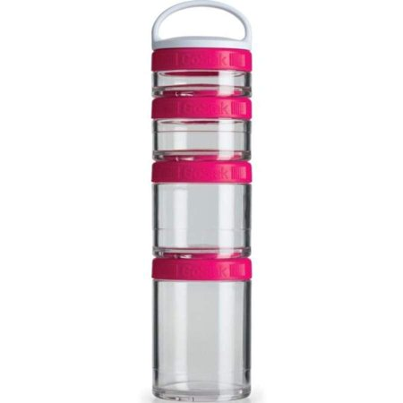 Jaw Accessory Attachment - BlenderBottle GoStak® Stackable Portion Jars - Available in 7 Colors!