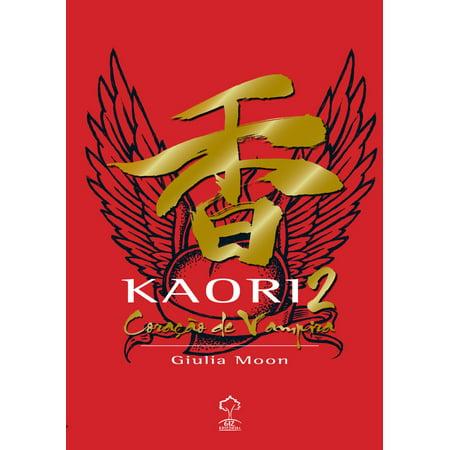 Kaori 2: Coração de Vampira - eBook - Fantasia Halloween De Vampira