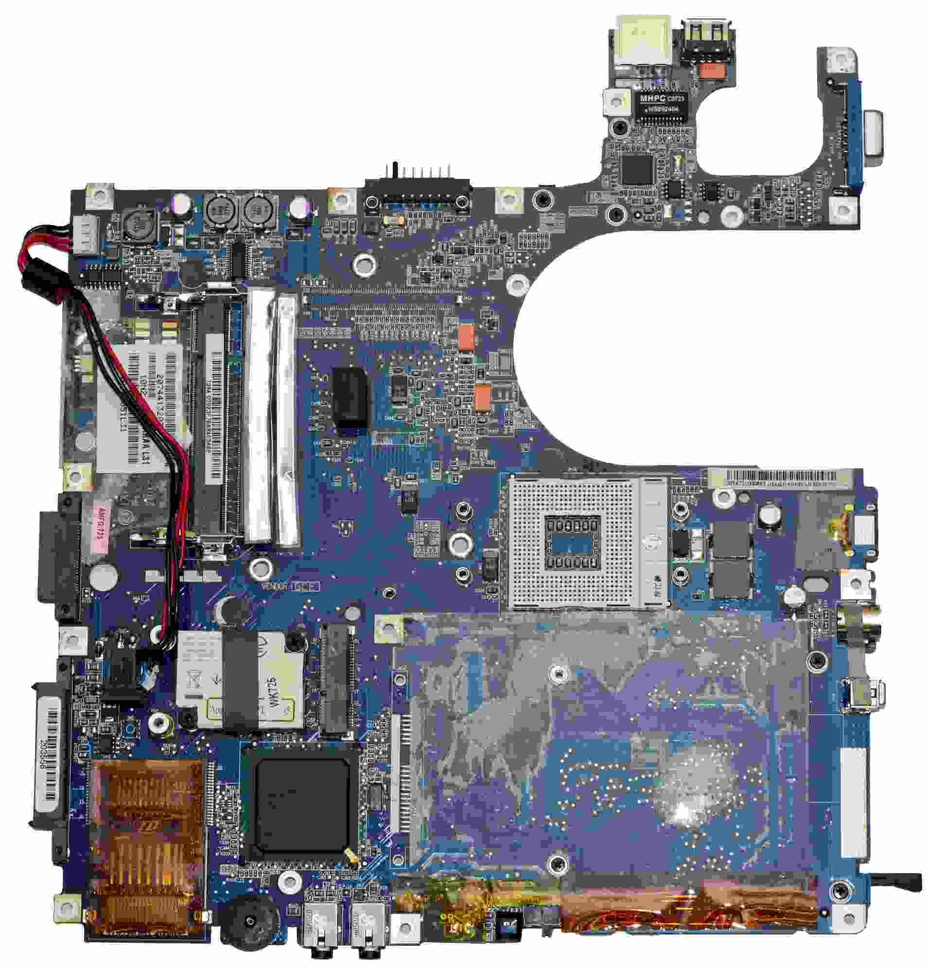 K000045820 TOSHIBA SATELLITE A135 LAPTOP SB + Toshiba en Veo y Compro
