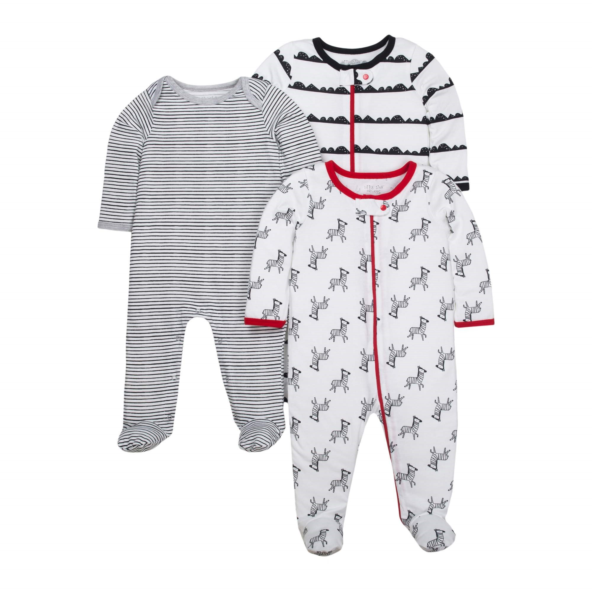 Hello Ladies 8-Piece Hudson Baby Boy Grow With Me Clothing Gift Set