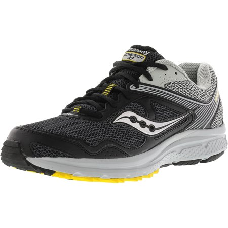 Grande quercia Fra codice  Saucony Men's Cohesion Tr 10 Black / Grey Yellow Ankle-High Running Shoe -  10M | Walmart Canada