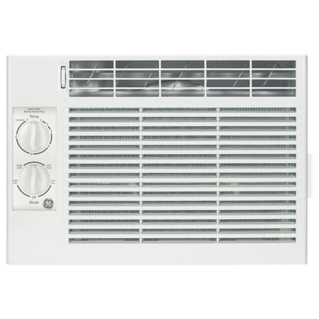 Wall Mount Air Conditioning (GE 5,000 BTU Mechanical Air Conditioner, AET05LY)