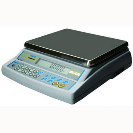Adam Equipment Cbk 8A Bench Check Weighing Scales  8 X 0 0002Lb