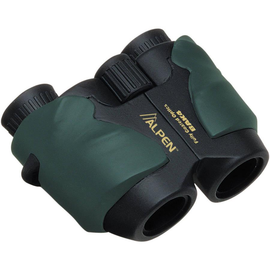 Alpen Pro Series Compact Binoculars, 8x25