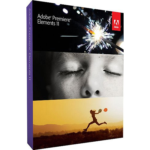 Software Adobe Premiere Elements 11 + Adobe en Veo y Compro
