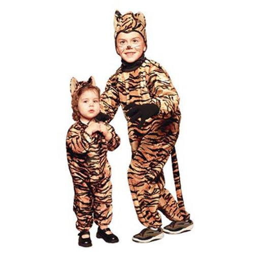 Child Plush Tiger Costume RG Costumes 70074
