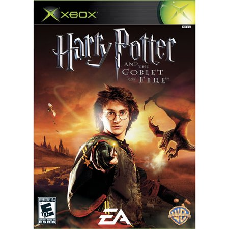 Harry Potter And The Goblet Of Fire (Game/ Xbox) (Harry Potter Games Xbox)