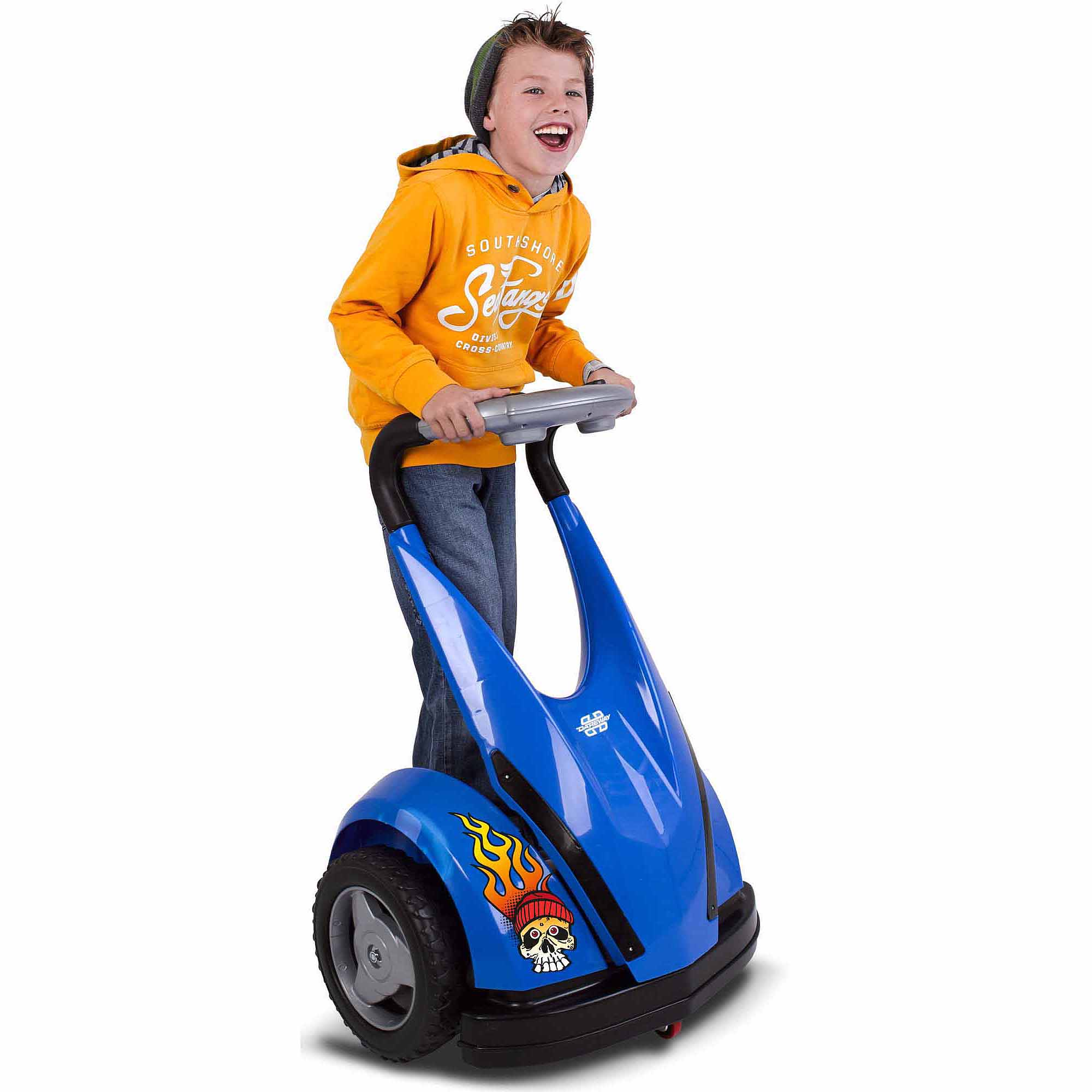 Dareway 12-Volt Battery-Powered Ride-On