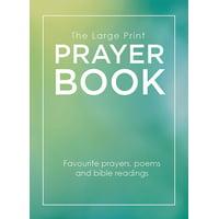 The Large Print Prayer Book (Paperback)