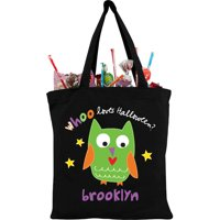 Sandra Magsamen Personalized Large Trick-or-Treat Bag In Multiple Styles