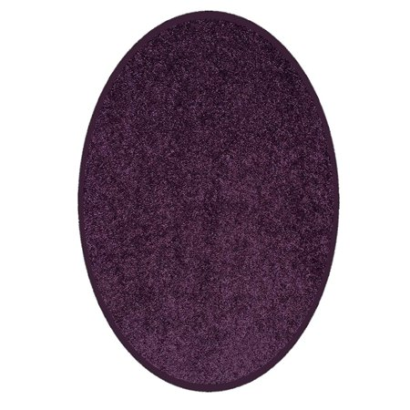 Broadway Collection Pet Friendly Area Rugs Purple - 5