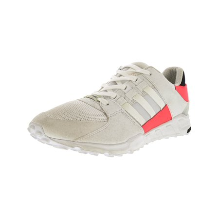 Adidas Men's Eqt Support Footwear White / Turbo Ankle-High Running Shoe -