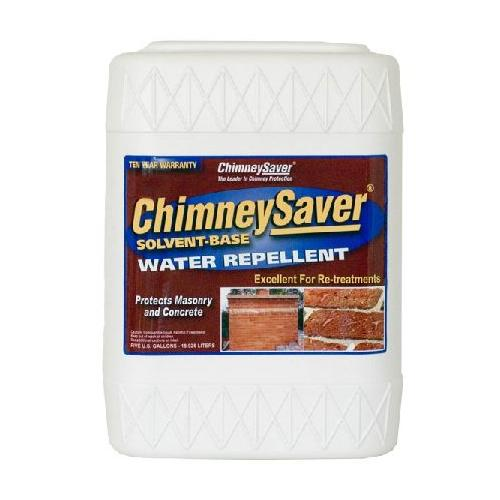 Solvent Base Chimneysaver Water Repellent, 5 Gallon Container