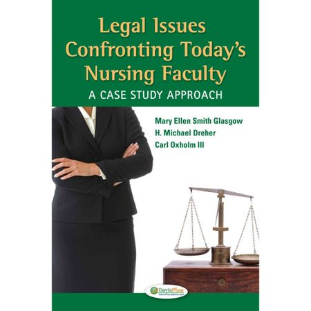 legal issues case study for nursing