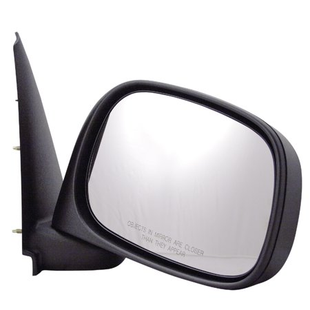 For Dodge Ram Pickup Passenger Side Manual Replacement Mirror (4310311)