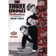 The Three Stooges Collection: Volume 1: 1934-1936 by COLUMBIA TRISTAR HOME VIDEO
