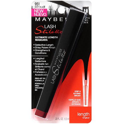 Maybelline Lash Stiletto Length Mascara