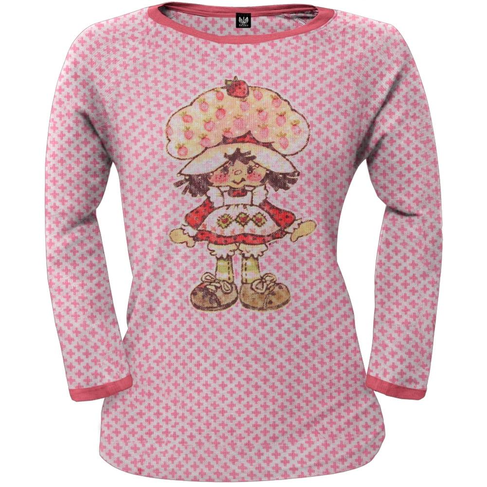 Strawberry Shortcake - Standing Juniors Plus Print Thermal