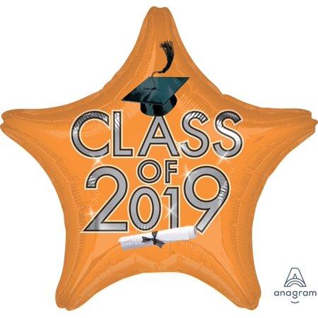 Star Magic Halloween Party 2019 (Class Of 2019 Graduation School Color Star Shape 19