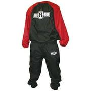 Ringside Super Nylon Sweat Suit Large