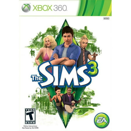 Electronic Arts Sims 3 (Xbox - Sims 3 Halloween Dress Up