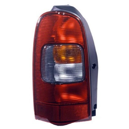 Go-Parts » 1997 - 2004 Oldsmobile Silhouette Rear Tail Light Lamp Assembly / Lens / Cover - Left (Driver) Side 10353279 GM2800134 Replacement For Oldsmobile Silhouette