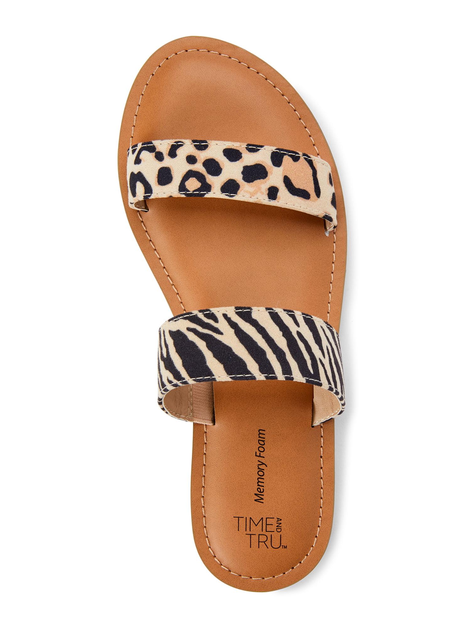 Tru Women's Two Band Sandals