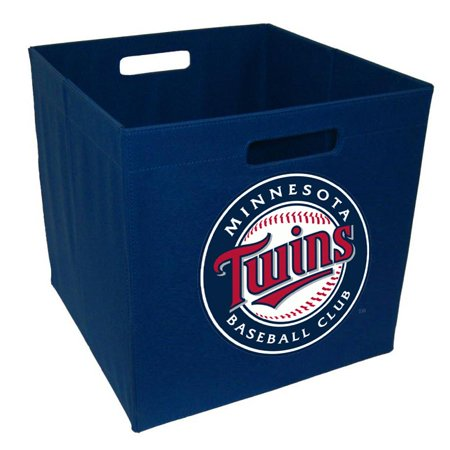 12-Inch Team Logo Storage Cube – Minnesotta Twins