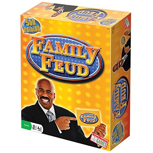 Challenge The Knowledge Of Your Family And Friends With This Classic Family Feud 5th, 1 Strike Indicator with... by