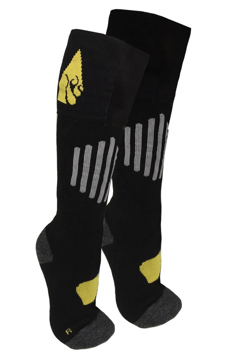 ActionHeat AA Battery Heated Socks Cotton by Heated Socks