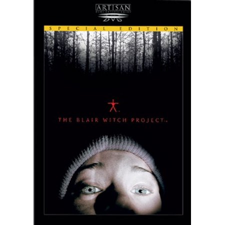 Three Witches Halloween Movie (The Blair Witch Project (DVD))