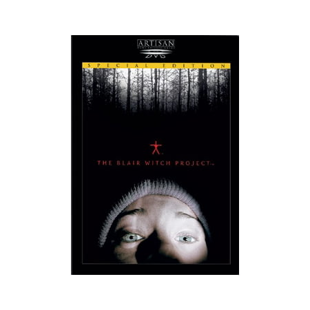 The Blair Witch Project (DVD) - Halloween Project Britain