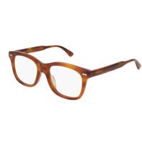 3b73a1dd1e9f Product Image Gucci GG0186OA 003 Eyeglasses Light Havana Brown Frame 52mm