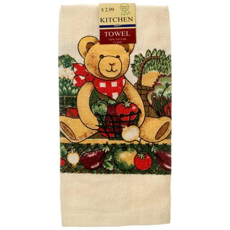 New 311141  Kitchen Towel Velour Print W / Asst Design #022301 (12-Pack) Towels & Such Cheap Wholesale Discount Bulk Kitchenware Towels & Such](Cheap Linens)